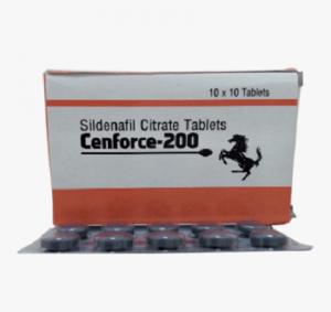La boite de Cenforce 200 mg, un remede contre l'impuissance