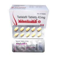 Vikalis VX 40 mg est un médicament contre l'impuissance masculine