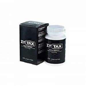 Le paque original de Zytax, un complément alimentaire améliorant la performance sexuelle