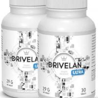 Deux flacons du produits pour renforcer l'érection - Drivelan